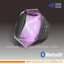2014 New product, china supplier Bluetooth speaker, mini LED lighting speaker