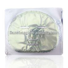 green crystal collagen gel face mask