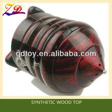 sintetico legno legno trottole