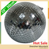 Mirror Ball 20 cm, disco accessory party, parties, shine light on it for effect