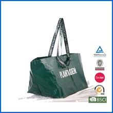 PP Woven Boat Style Bag For Shopping, pp woven shopping bag