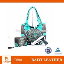 western cowgirl china manufacturer woman handbag