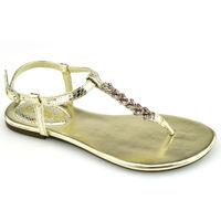 RMC stylish diamond glittering international famous brand shoes