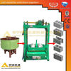 QTJ4-60 low investment cement mobile block making machine