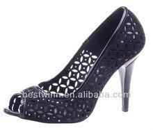 2013 women cheap fashion flat lady sandal with jewelry