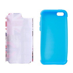 Wholesale alibabasoft silicone cell phone case for iphone 5c