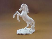 white horse resin statue, animal statue