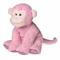 Mono de la historieta promotor y de promoción juguetes de mono de peluche