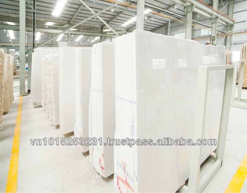 Vietnam white marble 60x60x2cm