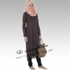 Cotton dress Jilbab baju kurung fashion