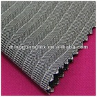 TR reversible twill strip suiting fabric african wear design