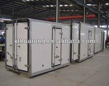 Customized refrigerator box , dry cargo box body,insulated van