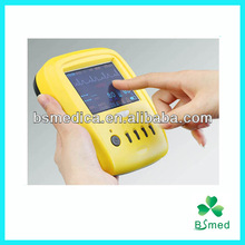 BS0253 handheld touch screen patient monitor