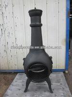 Cast iron outdoor chimenea FSL139