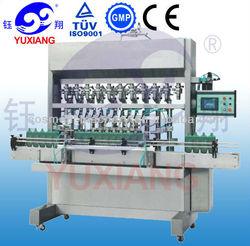 Yuxiang GZJ automatic mineral shampoo bottle filling machine