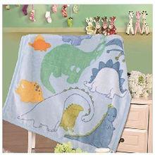 Baby blanket wholesale kids/baby coral fleece blanket cartoon coral fleece blanket