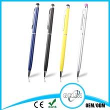 stylus pen round tip with ballpen stylus pen