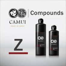 CAMUI Z compound Coating nano protection auto silicon car wax