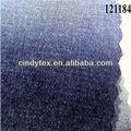 Unzen 7.5 3/1 tencel köper baumwolle stretch denim jeans