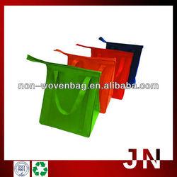 Multi Color Non Woven Shopping Bag with Zipper