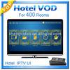 2013 IPTV Hotel Distribution LAN Network Ethernet or Wireless connection