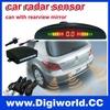LED Car Radar System car parking sensor system