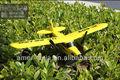 Piper J-3 Cub 2CH controle de rádio Air Glider com luzes piscando