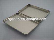 CH rectangular with customers' design tin pencil box