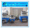 plastic crush machine/crusher machine for plastic bottle recycling