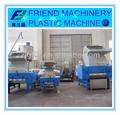 Máquina de triturar plástico/trituradora de la máquina para la botella de plástico de reciclaje