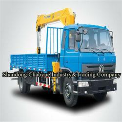 Truck mounted crane/hot sale crane truck