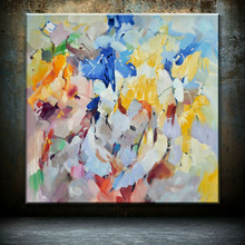 modern abstract decorative oil painting