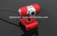 Popular HD Night vision web camera 3g web camera with free driver usb web camera