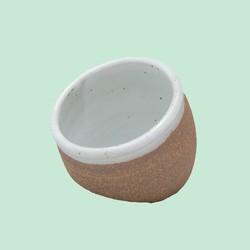 2015 high quality novelty fashion ceramic salt and sugar jar
