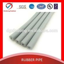 china flexible black rubber pipe