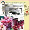 A colheita da uva máquina/uva máquina de esmagamento/uva extrair máquina 0086-15838061253