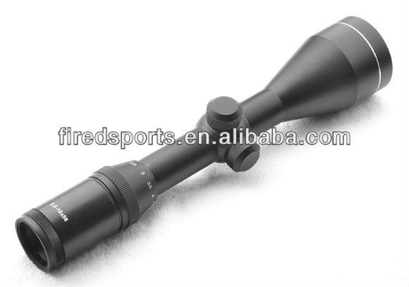 GSP5212--Hot sell High Quality 2.5-10X56 (30mm) Hunting Waterproof Riflescope skin scope