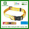 2014 new eco-friendly recycled PET dog collar