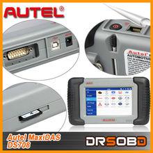 Spanish Version Software Autel Maxidas DS708 Auto Diagnostic Scanner Tool Univeral Diagnostic Tool