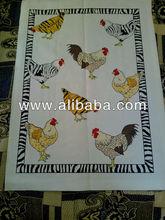 Custom Printed Kitchen Tea Towel