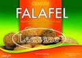 Original de falafel( vegetais misturados)