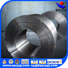 ferro alloy /casi/sica cored wire china manufacturer/factorysi50-60ca30-32