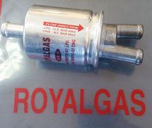 royalgas fase gás descartáveis duplo filtro para gpl gpl e gnc conversões