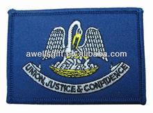 LOUISIANA BIKER PATCH - UNION JUSTICE & CONFIDENCE