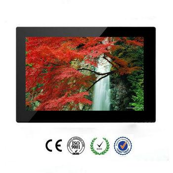 7 inch promotional lcd tft digital media advertising photo frame