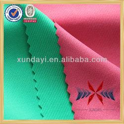 Quick dry stretch twill sportswear fabric