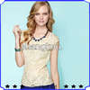 wholesale woman clothing fashion cap sleeve stereoscopic floral lace woman clothes