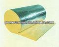 Meilleur prix une feuille d'aluminium face couverture en fibre de verre d'isolation thermique