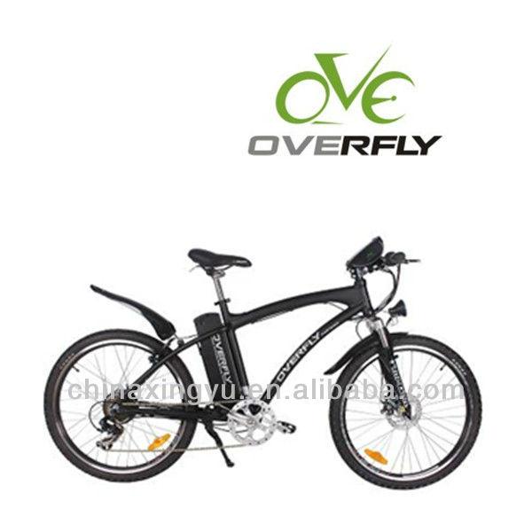 Uçmak 2014 yeni tasarım mtb elektrikli dağ bisikleti/bicycle entegre motor E- bisiklet xy-tde03za