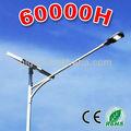 Ce y rohs led carretera/luz steet 56w( 60w) a replae 150w de alta presión de sodio( hps) de la lámpara, 75% de ahorro de energía